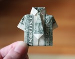Cute and Easy Money Origami
