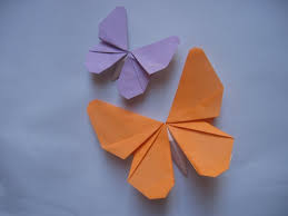 Look How Easy Origami Butterfly