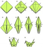 Try this Easy Origami Crane