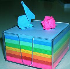 Useful Mini Origami Paper