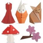 Cute Origami from Origami Club