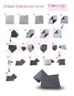 Tiny Origami Dog Instructions