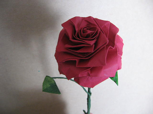 stunning origami flower rose 2018