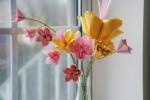 Delightful Origami Kusudama Flower