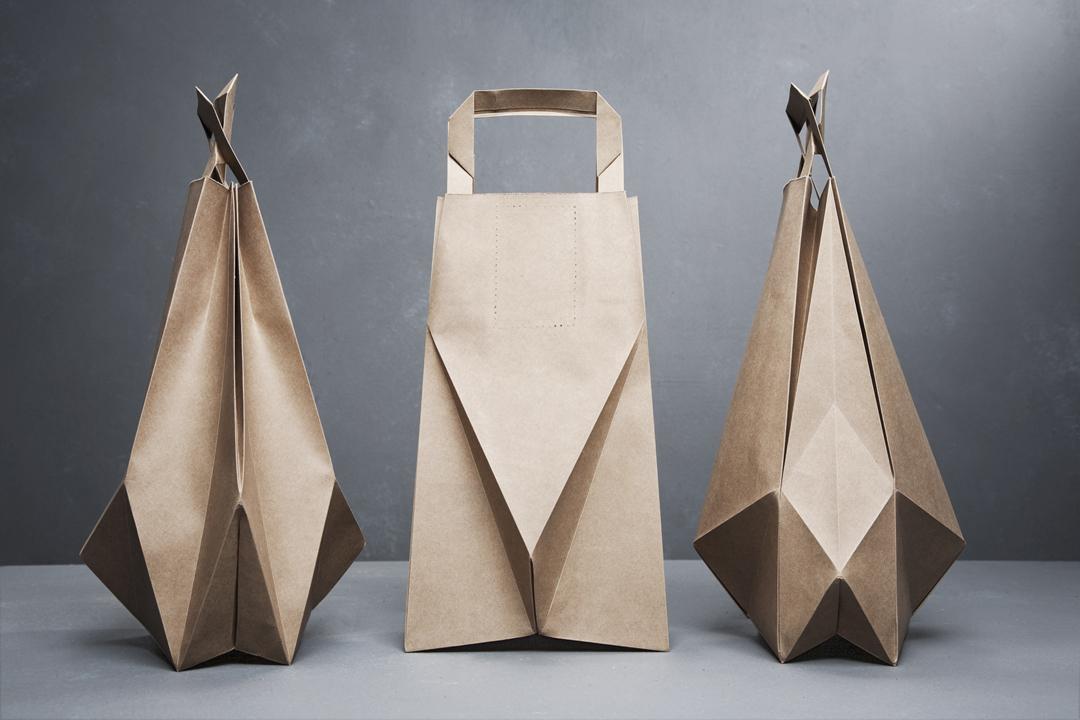 nice origami paper bag 2018