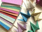 Star Dust Origami Paper Cheap