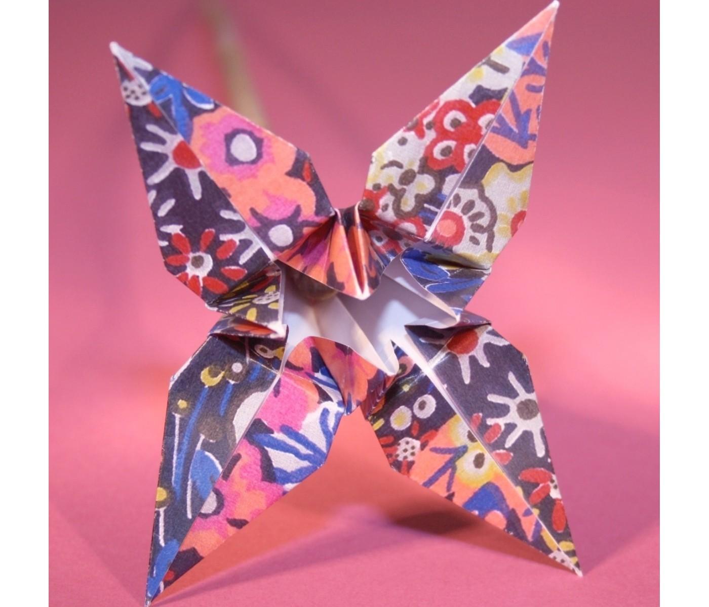 Cute Origami Paper Flower