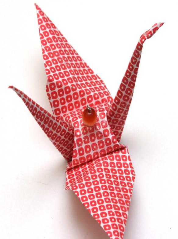 Meaningful Origami Peace Crane