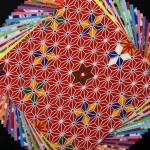 Pretty Origami Washi Paper
