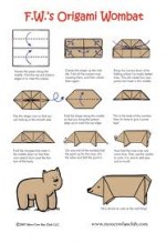 Get Your Printable Origami Instructions