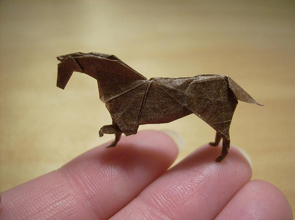 Amazing Small Origami Paper
