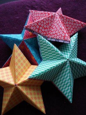 Big Star Origami