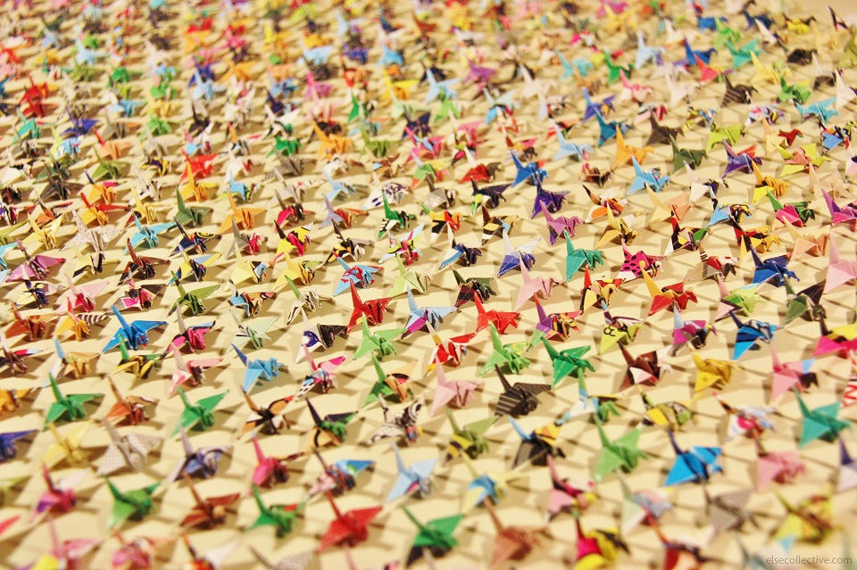Great Thousand Origami Cranes