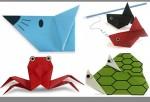 Animal Origami at Www.Origami-Club.Com