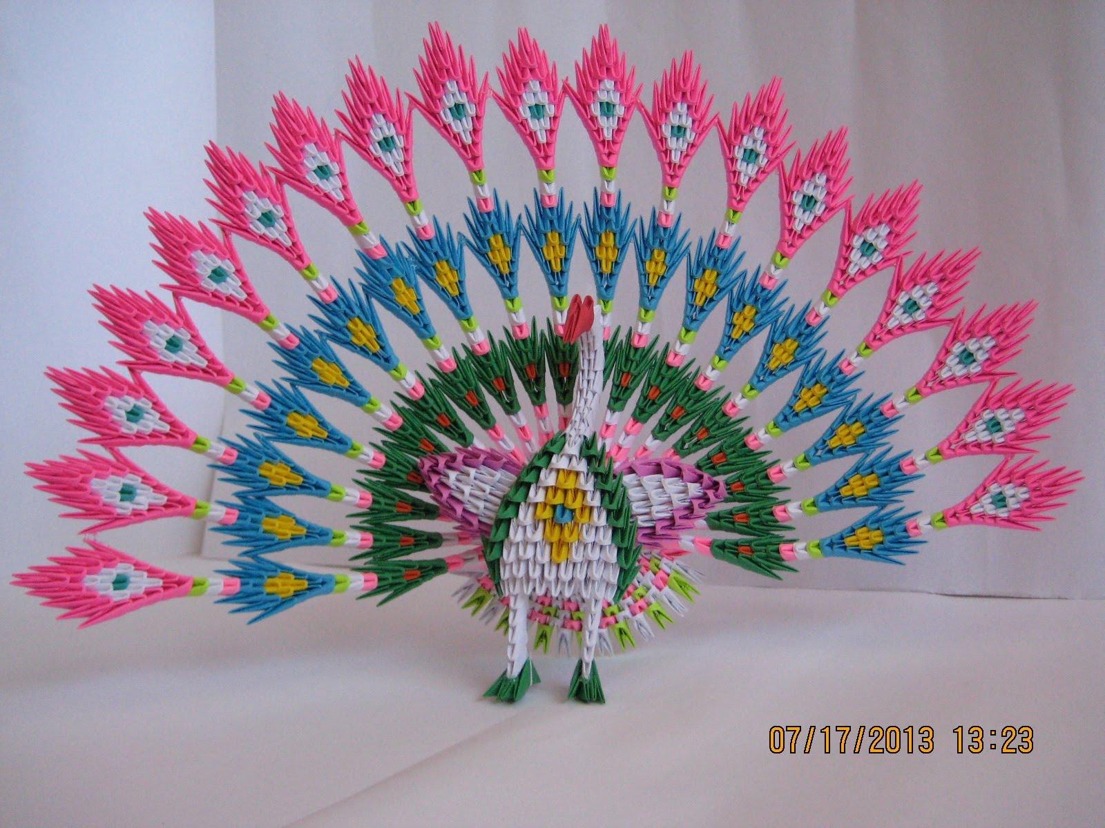 Fabulous 3D Origami