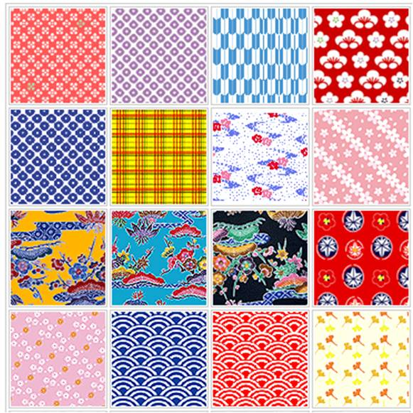 Various cheap origami paper