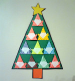 Sightly easy christmas origami