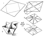 Learn how to fold origami