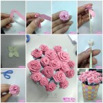 Learn how to make a origami rose