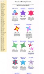 Cool how to make a origami star