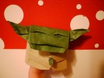 So, how to make a origami yoda