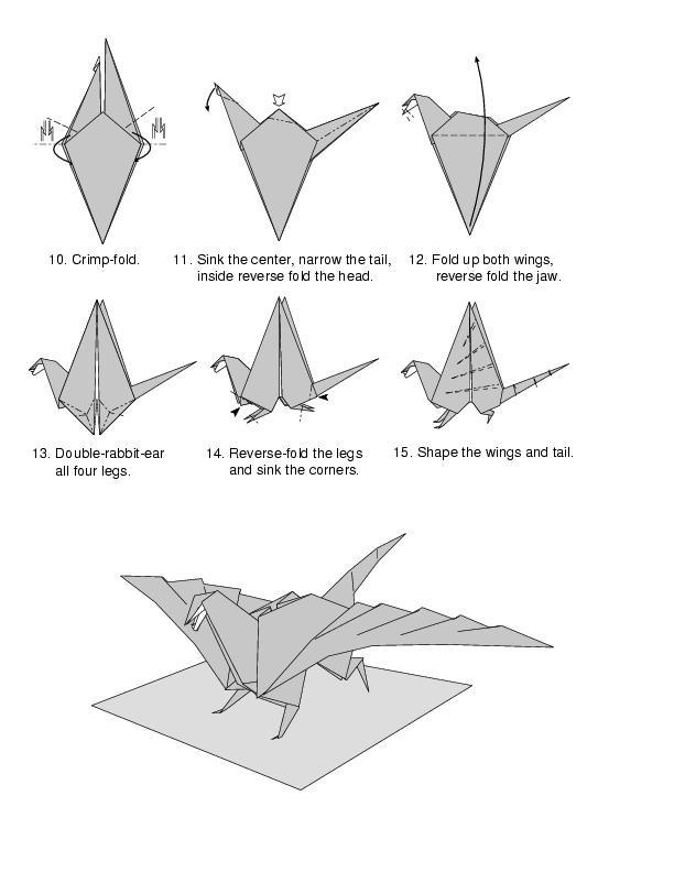 How to make origami stuff