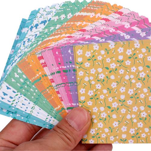 Alluring korean origami paper