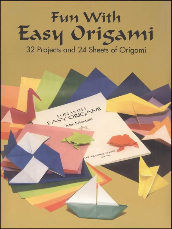 Fun origami books