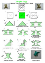 Ravishing origami folds