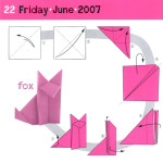 Check this origami instructions easy