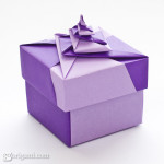Stunning Origami Paper Box