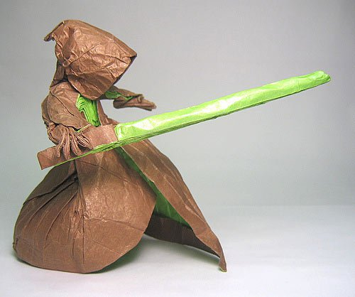Awesome! Star wars origami