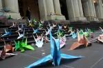 Huge Japanese Folding Paper Origami