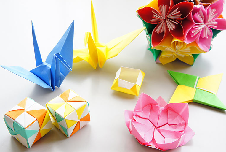 Unique Japanese Origami