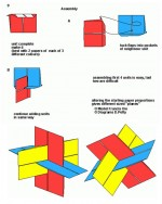 Cool Modular Origami Diagrams