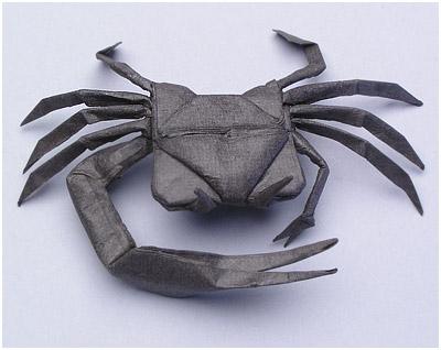 Crab Origami Models