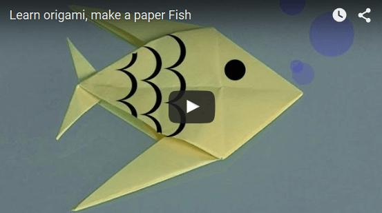 Kids Origami Videos