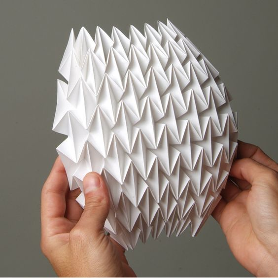 Advanced Paper Folding Art