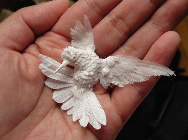 Bird Paper Folding Artists