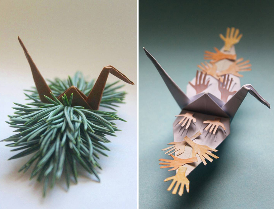 Interesting Paperfolding